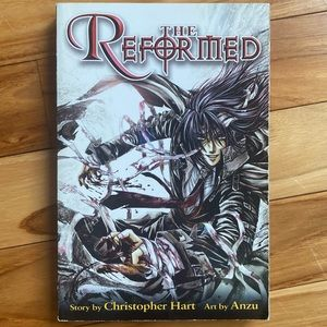 The Reformed by Christopher Hart Manga, English